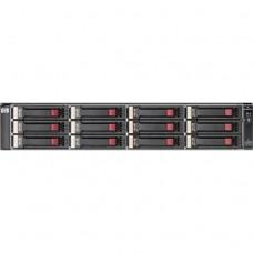 "Enclosure HP AJ832A StorageWorks M6612 12-Bay 3.5"" SAS Hard Drive Array Enclosure"