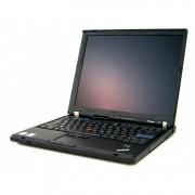 Laptop LENOVO T61, Intel Core 2 Duo T7700 2.40 GHz, 2GB DDR2, 100GB SATA, DVD-RW