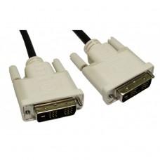 Cablu video DVI - DVI, 1.80 m