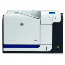 Imprimanta Laser Color HP LaserJet CP3525X, Duplex, A4, 30 ppm, 1200 x 600 dpi, USB, Retea