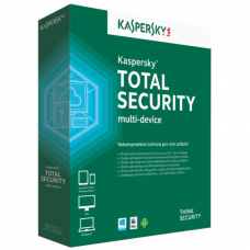 Antivirus Kaspersky Total Security Multi Device - Home User