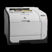 Imprimanta Laser Color HP LaserJet Pro 400 M451dn, Duplex, Retea, USB, 21ppm, Toner Low