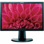 Monitor LENOVO ThinkVision LT2452P, Panel IPS, 24 inch, 1920 x 1200, VGA, DVI, DisplayPort, Widescreen