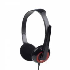 Casti Gembird MHS-002, Cu microfon, Negru