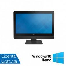 All In One DELL 9030, 23 Inch Full HD, Intel Core i5-4690S 3.20GHz, 8GB DDR3, 240GB SSD + Windows 10 Home
