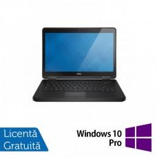 Laptop DELL Latitude E5440, Intel Core i5-4300U 1.90GHz, 4GB DDR3, 320GB SATA, DVD-RW, 14 Inch + Windows 10 Pro