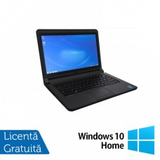 Laptop DELL Latitude 3340, Intel Core i3-4005U 1.70GHz, 4GB DDR3, 320GB SATA, 13.3 Inch + Windows 10 Home