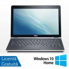 Laptop Dell Latitude E6220, Intel Core i3-2330M 2.20GHz, 4GB DDR3, 120GB SSD, 12.5 Inch, Webcam + Windows 10 Home