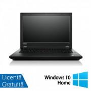 Laptop LENOVO ThinkPad L440, Intel Core i5-4300M 2.6GHz, 8GB DDR3, 320GB SATA, 14 Inch + Windows 10 Home