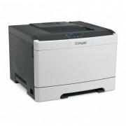 Imprimanta Laser Color LEXMARK CS-310DN, 25 ppm, 1200 x 1200, Duplex, Retea, USB