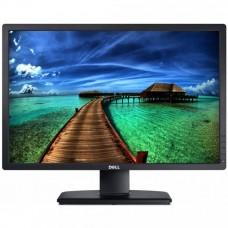 Monitor DELL U2412M, LED, Panel IPS, 24 inch, 1920 x 1200 WUXGA, VGA, DVI, 5 Porturi USB, Widescreen, Grad A-