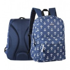 Rucsac Herlitz Anchor Print , 1 compartiment