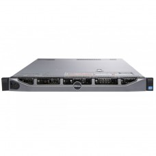 Server Refurbished Dell R620, 2 x Intel Xeon Hexa Core E5-2620 - 2.0GHz up to 2.5GHz, 64GB DDR3, 2 x HDD 600GB SAS/10K + 2 x 900GB SAS/10K, Perc H710/512MB, 2 x Gigabit, 2 x PSU