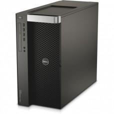 Workstation DELL Precision T7910 2x Intel Xeon Deca Core E5-2687W V3 3.1GHz-3.5GHz 25MB Cache, 32GB DDR4 ECC, 1x 250GB SSD + 1x 3TB HDD, Placa Video nVidia Quadro 6000 6GB GDDR5/384 bit