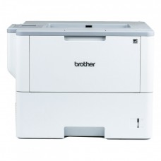 Imprimanta Laser Monocrom Brother HL-L6300DW, Duplex, A4, 48ppm, 1200 x 1200 dpi, Wireless, Retea, USB, Toner si Unitate Drum Noi
