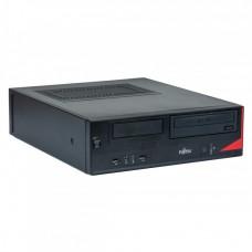 Calculator Barebone Fujitsu E520 SFF, Placa de baza + Carcasa + Cooler + Sursa