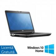 Laptop DELL Latitude E6440, Intel Core i5-4310M 2.70GHz, 4GB DDR3, 120GB SSD, DVD-RW, 14 inch + Windows 10 Home