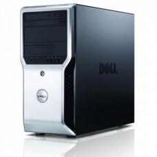 Workstation Dell Precision T1500, Intel Dual Core i3-540 3.06GHz, 4GB DDR3, 250GB HDD, nVidia GT605/1GB, DVD-ROM