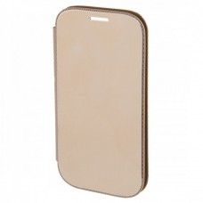 Husa Flip HAMA Diary Case HTC ONE M8 Gold