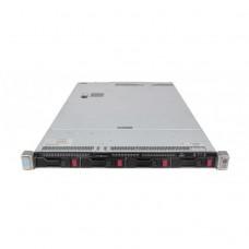 Server HP ProLiant DL360 G9 1U 2xIntel (12 Core) Xeon E5-2673 V3 2.4 GHz,64GB DDR4/2133P ECC Reg,4x4TB HDD,Raid Controller HP P440ar/2GB,4-port Ethernet 331i + 2-port InfiniBand FDR/Ethernet 40Gb 544+, iLO 4 Advanced,2xSurse HS 1400W,Refurb