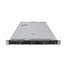 Server HP ProLiant DL360 G9, 1U, 2x Intel (12 Core) Xeon E5-2673 V3 2.4 GHz, 384GB DDR4/2133P ECC Reg, 2 x SSD 1.92TB Intel Enterprise NOU + 4 x 12TB HDD NOU, Raid HP P440ar/2GB, 4-port 1Gb 331i + 2-port 40Gb 544+, iLO 4 Advanced, 2x Surse HS 1400W