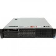 Server Dell PowerEdge R720, 2x Intel Xeon Hexa Core E5-2630 2.30GHz - 2.80GHz, 64GB DDR3 ECC, 4 x 600GB SAS/10k, Raid Perc H310 mini, Idrac 7, 2 surse HS