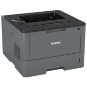 Imprimanta Laser Monocrom Brother HL-L5100DN, Duplex, A4, 40ppm, 1200 x 1200, USB, Retea, Noua, Fara cutie