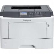 Imprimanta Laser Monocrom Lexmark MS415dn, Duplex, A4, 38ppm, 1200 x 1200 dpi, USB, Retea