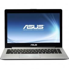 Laptop ASUS VivoBook S400C, Intel Core i3-3217U 1.80GHz, 4GB DDR3, 500GB SATA, 14 Inch, Webcam