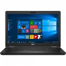 Laptop Dell Latitude 5590, Intel Core i5-7300U 2.60GHz, 8GB DDR4, 256GB SSD M.2, 15.6 Inch Full HD, Webcam, Tastatura Numerica
