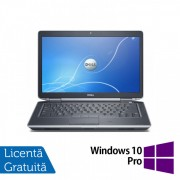 Laptop DELL Latitude E6430, Intel Core i5-3320M 2.60GHz, 4GB DDR3, 320GB SATA, DVD-RW, 14 Inch + Windows 10 Pro