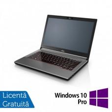 Laptop Fujitsu Lifebook E744, Intel Core i5-4200M 2.50GHz, 8GB DDR3, 240GB SSD, 14 Inch + Windows 10 Pro