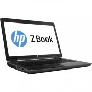 Laptop HP Zbook 17 G3, Intel Core i7-6820HQ 2.70GHz, 16GB DDR3, 240GB SSD, DVD-RW, 17.3 Inch HD+, Tastatura Numerica, Webcam