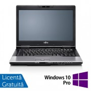 Laptop FUJITSU SIEMENS S752, Intel Core i5-3210M 2.50GHz, 4GB DDR3, 320GB SATA, DVD-ROM, 14 Inch + Windows 10 Pro