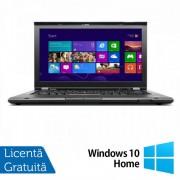 Laptop LENOVO ThinkPad T430, Intel Core i5-3230M 2.60GHz, 4GB DDR3, 500GB SATA, 14 Inch + Windows 10 Home