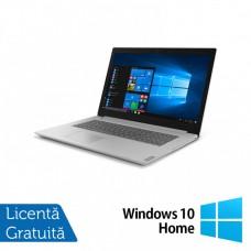 Laptop Nou LENOVO L340-17API, AMD Ryzen 5 3500U 2.10GHz, 8GB DDR4, 1TB SATA, Bluetooth, Webcam, Platinum Gray + Windows 10 Home