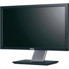 Monitor Dell P2011H, 20 Inch LED, 1600 x 900, VGA, DVI, USB, Grad A-