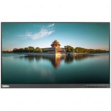 Monitor LENOVO ThinkVision T22i-10, 22 Inch Full HD IPS LED, VGA, HDMI, Display Port, USB, Fara Picior