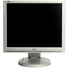 Monitor PHILIPS 190S6, LCD, 19 inch, 1280 x 1024, VGA, Fara picior