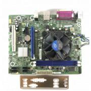 Placa de baza Intel DH61WW, Socket 1155, Generatia a 2-a,  2 x DDR3, fara Shield, Cooler