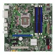 Placa de baza Intel DQ57TM + Procesor Intel Core i5-650 3.20GHz, Socket 1156, Cooler, Fara shield