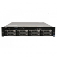 Server Dell PowerEdge R720, 2x Intel Xeon Deca Core E5-2650L V2, 1.70GHz - 2.10GHz, 64GB DDR3 ECC, 2x 4TB HDD SATA + 4 x 2TB HDD SATA, Raid Perc H710 mini, Idrac 7 Enterprise, 2 surse HS