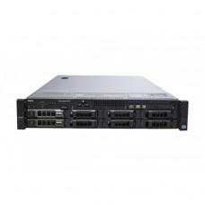 Server Dell PowerEdge R720, 2x Intel Xeon Deca Core E5-2650L V2 1.70GHz - 2.10GHz, 64GB DDR3 ECC, 2x 3TB HDD SATA + 4 x 2TB HDD SATA, Raid Perc H710 mini, Idrac 7 Enterprise, 2 surse HS