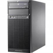 Server HP ProLiant ML110 G6 Tower, Intel Xeon Quad Core X3430 2.40GHz, 4GB DDR3, 400GB SATA, PSU 300W