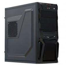 Calculator Gaming, Intel G3260 3.30GHz, 4GB DDR3, 120GB SSD + 500GB SATA, Placa video RX 580 8GB GDDR5, Sursa Gigabyte 750W Gold