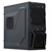 Sistem PC, Intel Core I3-2100 3.10 GHz, 8GB DDR3, 3TB SATA, DVD-RW, CADOU Mouse + Tastatura