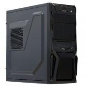 Sistem PC, Intel Celeron G1610 2.60GHz, 16GB DDR3, 2TB SATA, Radeon RX580 8GB, DVD-RW, CADOU Tastatura + Mouse