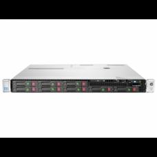 Server HP ProLiant DL360e G8, 1U, 2x Intel Octa Core Xeon E5-2450L 1.8 GHz-2.3GHz, 192GB DDR3 ECC Reg, 2x SSD 512GB SATA + 6x 900GB SAS/10k, Raid Controller HP SmartArray P822/2GB, iLO 4 Advanced, 2x Surse 750W HOT SWAP